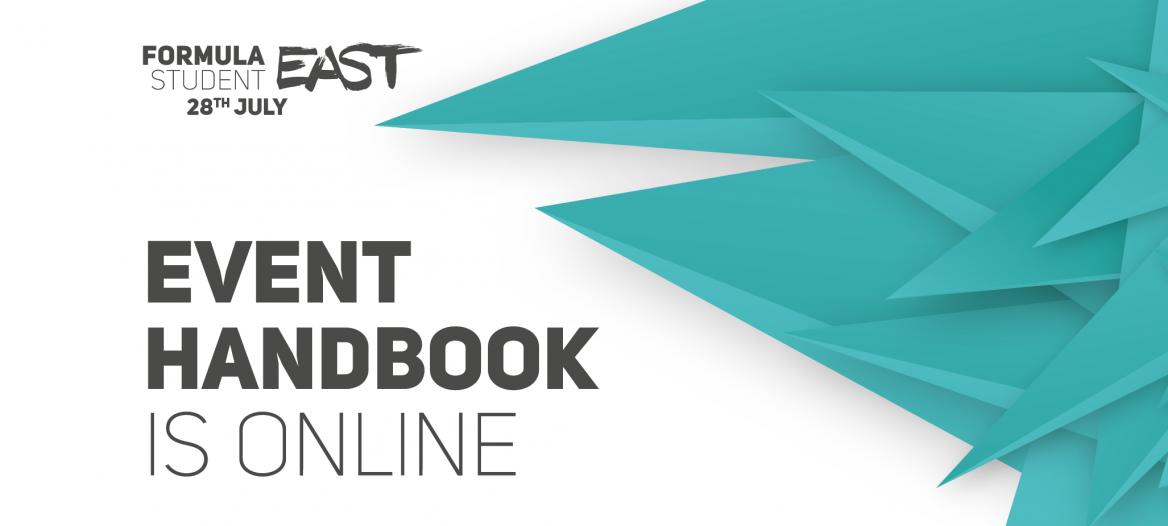 event handbook is online