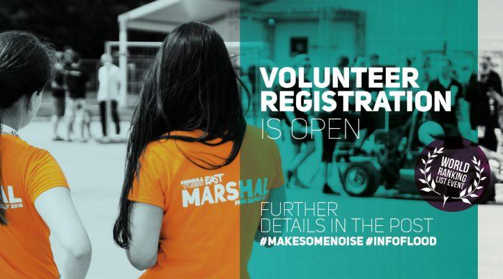FS East 2017 Volunteer registration