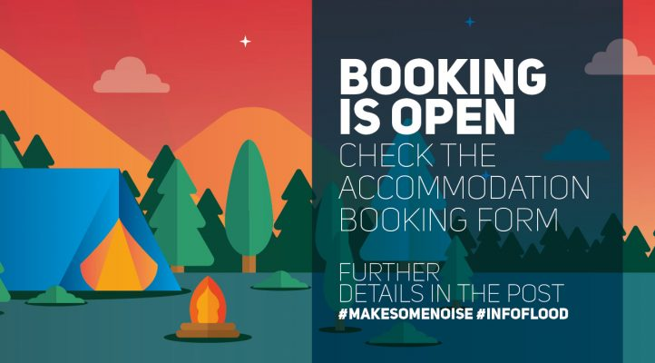 FS East 2017 - Accommodation booking is available